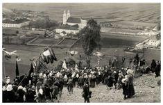 Csiksomlyó:búcsú menet hazafelé,1941. Concert, Concerts