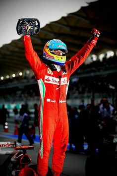 Fernando Alonso, Ferrari, wish he would have won 2012