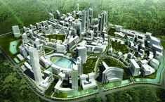 Iskandar Malaysia to be a Model Sustainable and Socially Equitable City of the Future | Inhabitat - Sustainable Design Innovation, Eco Architecture, Green Building