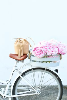 | Bike And Peonies | http://monikahibbs.com