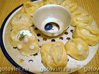 Манты (фарш с костным мозгом) Camembert Cheese, Dairy, Pudding, Desserts, Food, Tailgate Desserts, Meal, Dessert, Eten