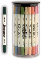 Distress Markers for making invites and gift tags