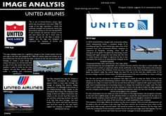 Image analysis 4 - United Airlines