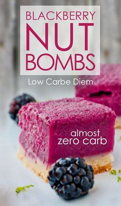 Add fruit without cravings or stalls. Doubles as a low carb dessert or snack. Almost no carbs.