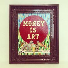 """Money loves you!"" - Ämir 2013"