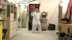 Tin Yat Heaven Guardian Thunder and Lightning Butterfly Swords 天一鎮天雷電雙刀 Butterfly Swords, Thunder And Lightning, Kung Fu, Tin, Coat, Youtube, Heaven, Fashion, Thunder And Lighting