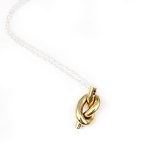 Fab.com | Otis Jaxon: Nautical Necklace Gold, at 17% off!