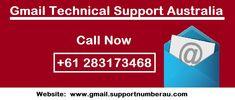 Solve your email problems with the help of Gmail Support Australia. and You can also talk with highly proficient tech support experts who guide you to fix your problem, Dial Now our helpline Number Tech Support, Fix You, The Help, Australia, Number, Australia Beach