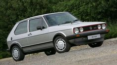 The Volkswagen Golf GTI was unveiled in 1975 at the Frankfurt Motor Show. The UK market had to wait a further two years for vehicles to arrive – 1977 saw Volkswagen Golf Mk1, Vw Mk1, Classic Car Magazine, Automobile, Jeremy Clarkson, Golf Mk2, Performance Cars, Rally Car, Retro Cars