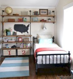 Nice 41 Amazing Industrial Bedroom Design Ideas That Inspire. More at https://trendecor.co/2017/12/21/41-amazing-industrial-bedroom-design-ideas-inspire/