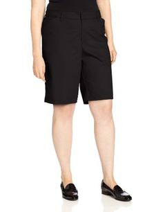Dickies Women s Plus-Size 10-Inch Stretch Twill Short at Amazon Women s  Clothing store  Women Plus Size Clothing 86a025c1e