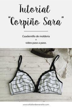 diseño Modelista, Swimsuits, Swimwear, Underwear, Singer, Sewing, Diy, Outfits, Crafts