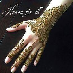 Finely Chosen Best Mehandi(Henna) Designs Of The Year Henna Tatoos, Mehandi Henna, Mehndi Tattoo, Henna Tattoo Designs, Henna Art, Arabic Henna, Mehndi Art, Mehndi Desing, Latest Mehndi Designs