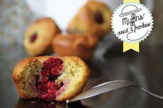 Muffins avocat & framboises  http://chapeaumelon.net/2015/10/07/bataille-food-27-muffins-avocat-framboises/