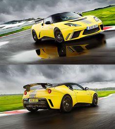 Lotus Evora Gte Is Companys Most Powerful Car Ever Techeblog Lexus Sports Car Drop