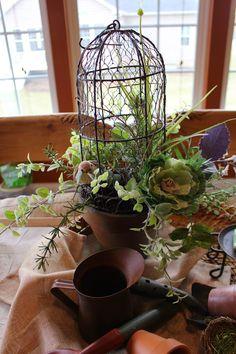 Projetos por Pinky: mesa Pássaro primavera de 2015