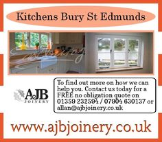 For more information visit at: http://www.ajbjoinery.co.uk/catalogues.html