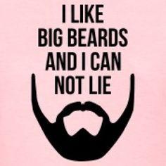 I Like Big Beards T-shirt #tshirt #movember