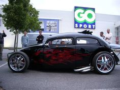 Ideas for my new Street Rod - volksrod