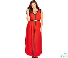 Anyone can look like a diva, dressed in these beautiful chic maxi dresses and can turn heads in the crowd.