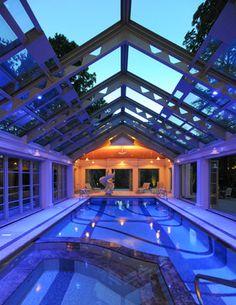 """Natatorium - aka """"Indoor Swimming Pool"""""""