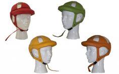 Isabellas Kopfschutz-Helm - super leicht, aber funktionell und COOL!  Georg Egger - Heilbehelfe / Produktmanagment
