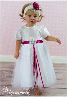 HEIDI mit MANTEL - Die erste Wahl für Ihre Tochter! - Princessmoda - Alles für Taufe Kommunion und festliche Anlässe