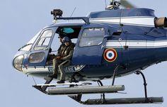 Haut-Rhin: Ils traquent des cambrioleurs en hélicoptère