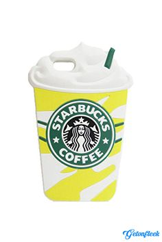 Starbucks Frappuccino 3D iPhone Case [iPhone 5, 5s, 6, 6 Plus] - Shop our entire collection at www.getonfleek.com