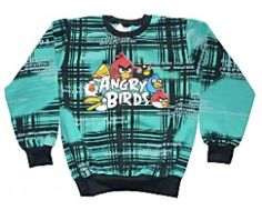 BLUZA Angry Birds 134  PL