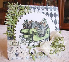 CHRISTMAS! by stampersandee - Cards and Paper Crafts at Splitcoaststampers