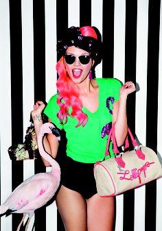 Bonnie Strange from Berlin for Lollipops!!! <3