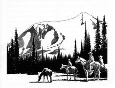 francis lee jaques | Francis Lee Jaques – My Wilderness – Yosemite, Half Dome and more