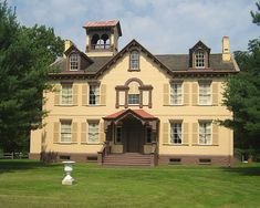 Martin Van Buren National Historic Site, New York