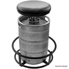 Beer Keg Bar Stools for your Man Cave - Man Cave Gadgets