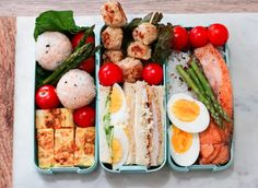 Bento Recipes, Healthy Recipes, Bento Ideas, Lunch Ideas, Healthy Eats, Japanese Bento Box, Japanese Food, Traditional Japanese, Protein Lunch