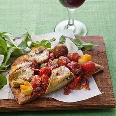 13 Easy Pizza Recipes Under 400 Calories   Yahoo! Health