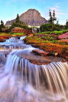 Canada Glacier National Park