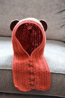Ewok Free Crochet Pattern