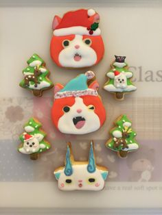 X'mas cookies 2015 - by S.Y.
