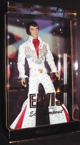 Jump suits where by  ElvisPresley | ... Featuring THE White Eagle Jumpsuit Elvis Presley Collection NEW | eBay