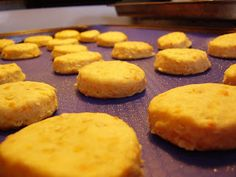 Cheese Dog Treats. There is a good home made dog food recipe on this site as well.