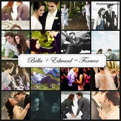 Bella and Edward - Forever