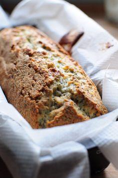 Cake au citron et graines de pavot comme aux USA !