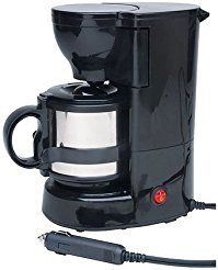 Christmas deals week RoadPro 12-Volt Coffee Maker