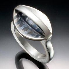 Split Ellipse Ring