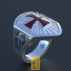 The Knights Templar Ring