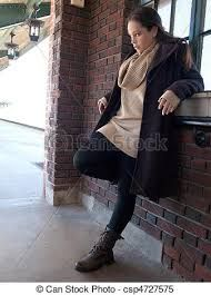 Image Result For Person Leaning Against Wall Pose Reference Photo Pose Reference Trendy Outfits Winter