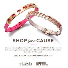 Enter to win a gorgeous bracelet in this Stella & Dot giveaway! Ends 10/11/14.
