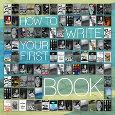 How To Write Your First Book // Such a good read.